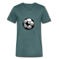 Ballon football-T-shirt