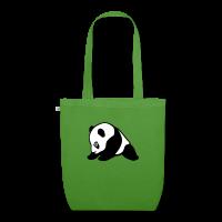 Bébé panda de profil-Sac en tissu
