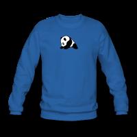 Bébé panda de profil-Sweat-shirt