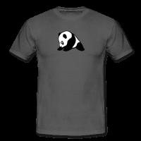 Bébé panda de profil-T-shirt