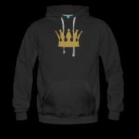 Couronne Roi-Sweat-shirt à capuche