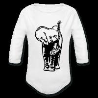 Elephant bébé-Body Bébé