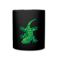 Gecko taches-Tasse