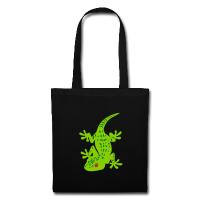 Gecko taches-Tote Bag