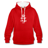 Keep calm à personnaliser-Sweat-shirt