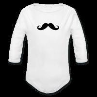 moustache anglaise-Body Bébé