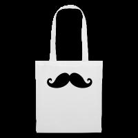 moustache fantaisie-Tote Bag