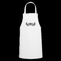 moustache traits-Tablier