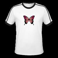 Papillon 3 motifs-Tee shirt