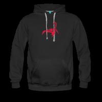 scorpion-Sweat-shirt à capuche
