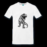 Tyrannosaurus rex-Tee shirt