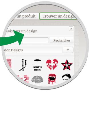 Choisir un design