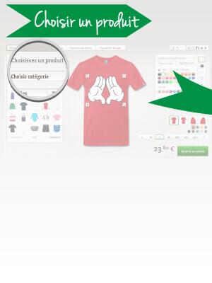 choisir son tee shirt