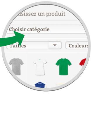 Catégories de vêtements