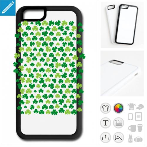 coque iPhone irlande à créer soi-même