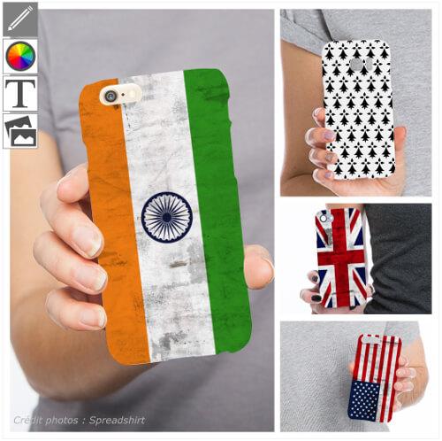 Coque portables à personnaliser, avec drapeau de pays à imprimer en ligne. Les drapeaux sont au format des coques à impression intégrale courantes.