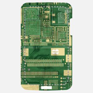 Circuit imprimé vintage, design long à adapter à votre coque de téléphone personnalisée.