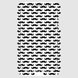 Motif moustaches anglaises pour coque smartphone.