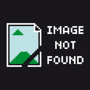 Icône image not found, blague geek dessinée en pixel art.