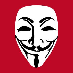 Créez votre t-shirt Guy Fawkes en ligne, avec ce motif opaque hacking et geek.