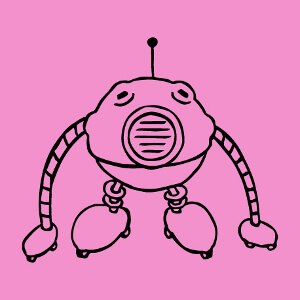 Créez votre t-shirt robot avec ce robot boule transparent.