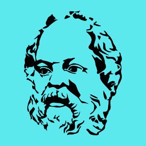 Personnalisez un t-shirt Socrate ou une tasse philosophie en ligne.