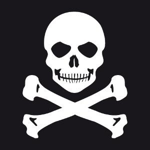 Imprimez un t-shirt tête de mort original et personnalisé en ligne.