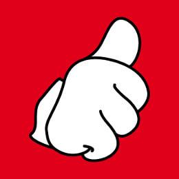 Motifs thumbs up vectoriels à personnaliser en ligne.