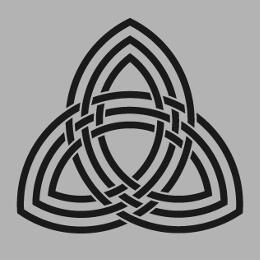 Motifs celtiques à imprimer sur t-shirt ou accessoire.