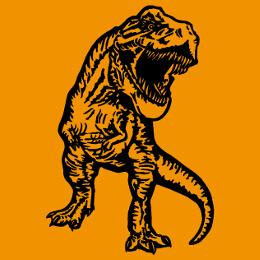 Dinosaures à personnaliser, créer un t-shirt dino original en ligne.