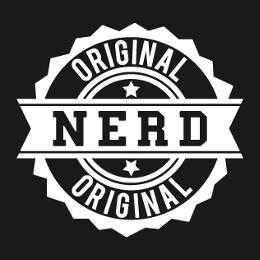 Designs nerd à personnaliser et imprimer en ligne.