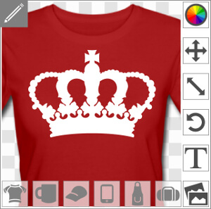t shirts uk personnalis s cr ez un t shirt aux couleurs de l 39 union jack. Black Bedroom Furniture Sets. Home Design Ideas