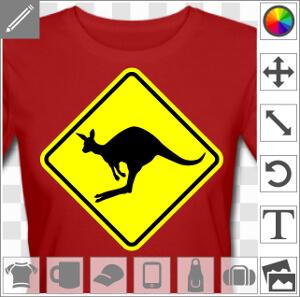 T shirts panneaux humoristiques personnalis s customiser soi m me - Faire un t shirt personnalise soi meme ...