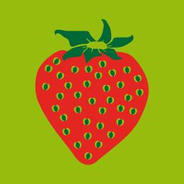 Fruits décoratifs à personnaliser et imprimer en ligne.