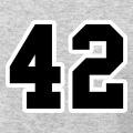 42 personnalisable spécial impression t-shirt.