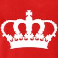 Couronne keep calm sans texte à personnaliser et imprimer sur t-shirt, mug  ou accessoire.