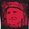 Portrait à imprimer de Gertrude Stein.
