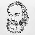 Walt Whitman, portrait en haute résolution.