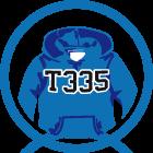 T-shirts personnalisés en ligne, impression à l'unité haute qualité. T335, une boutique Spreadshirt.'