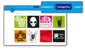 Parcourez les designs à personnaliser par thème
