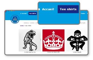 Trouvez l'inspiration parmi tous les t-shirts et motifs disponibles.