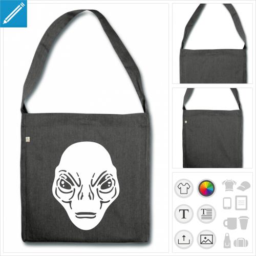 sac extraterrestre à imprimer en ligne