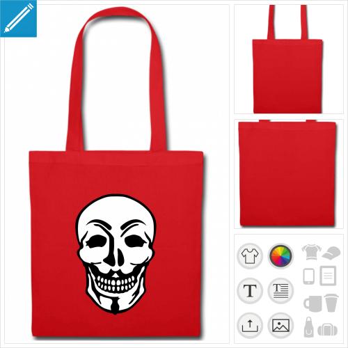 tote bag anonymous à créer en ligne