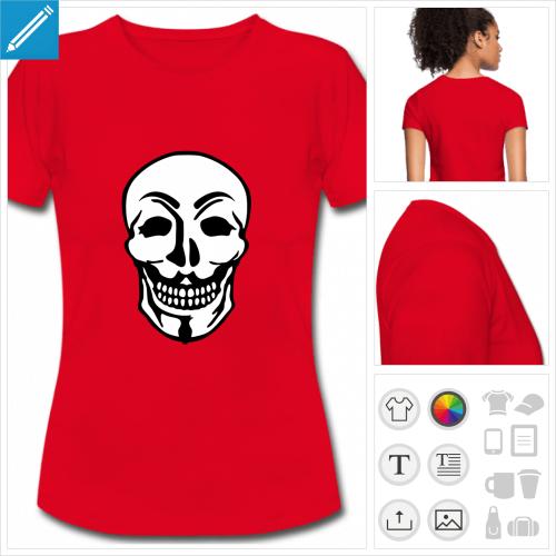 t-shirt anon à personnaliser