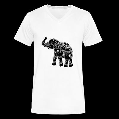 tees personnalises inde creer un t shirt elephant indien creez vos t shirts personnalises et. Black Bedroom Furniture Sets. Home Design Ideas
