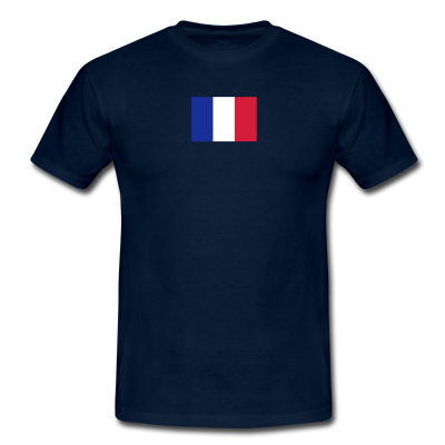 tees personnalises drapeaux pays creer un t shirt drapeau francais creez vos t shirts. Black Bedroom Furniture Sets. Home Design Ideas